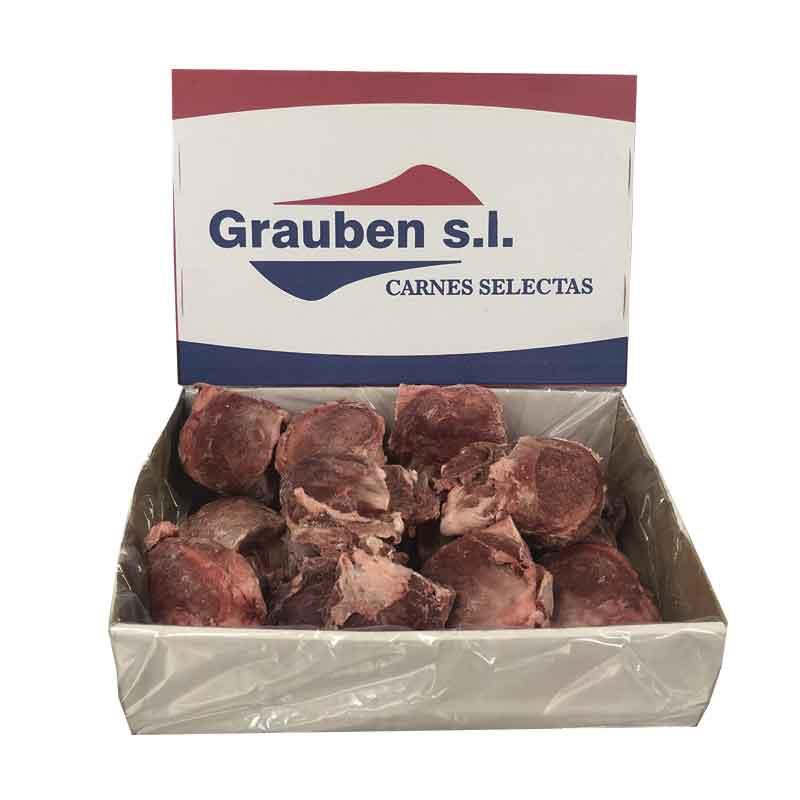 Carrilla de cerdo con hueso | Grauben