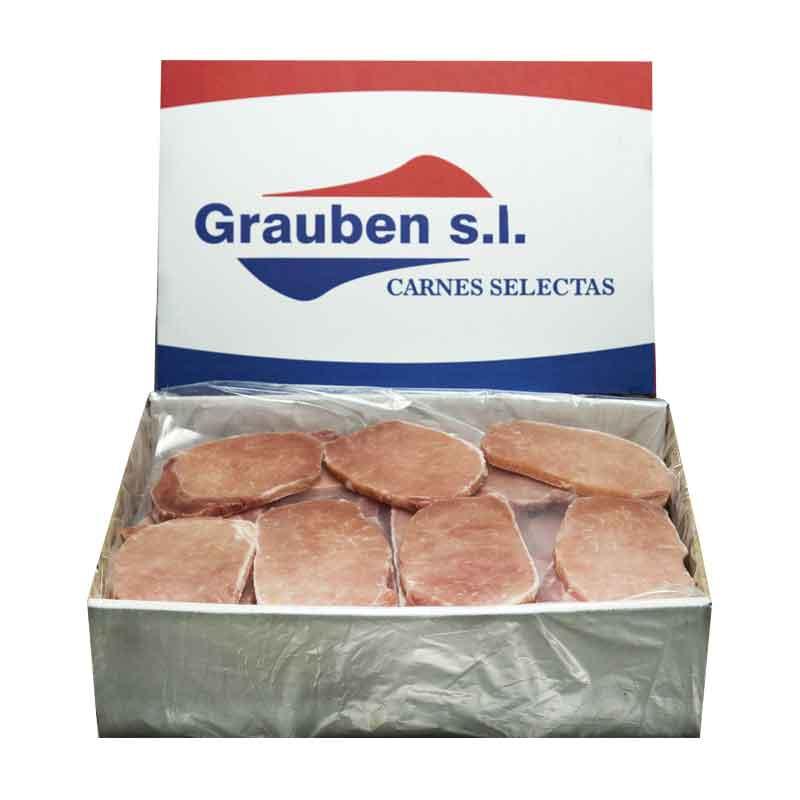 Lomo de cerdo fileteado | Grauben