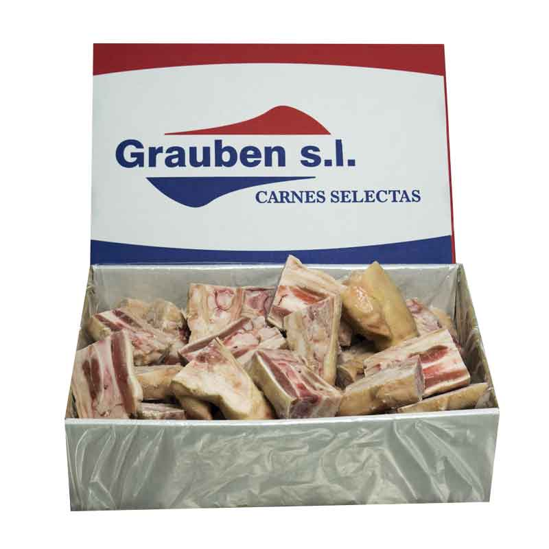 Patas de cerdo cortadas en 4 | Grauben