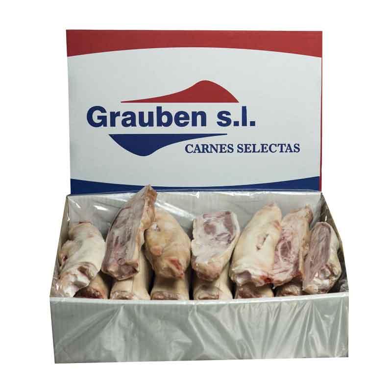 Patas de cerdo cortadas en 2 | Grauben