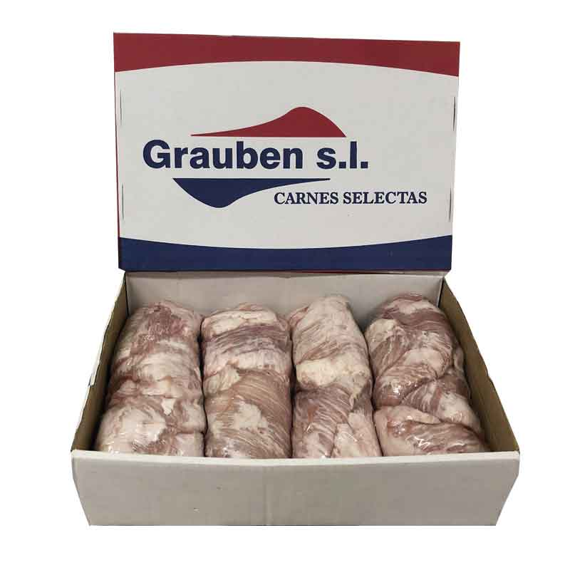 Secreto de cerdo Ibérico | Grauben