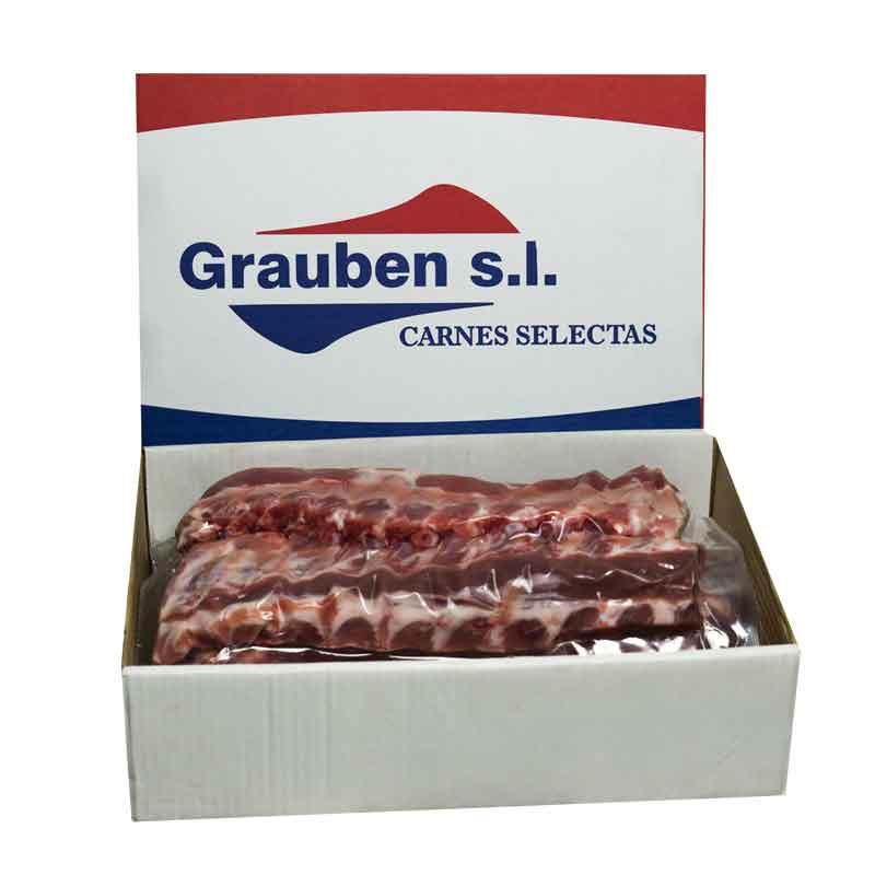 Tira de costilla de cerdo | Grauben