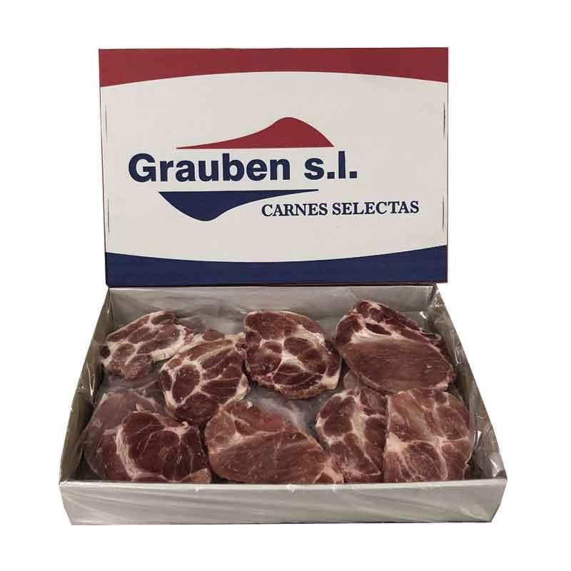 Cabeza de lomo fileteada | Grauben
