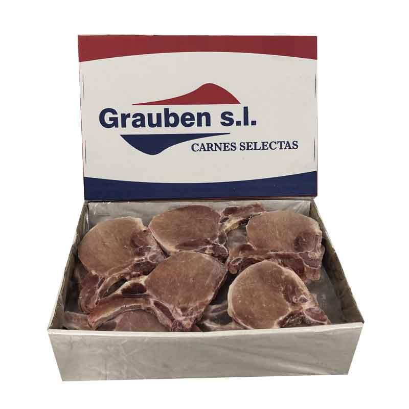 Chuleta de centro de cerdo | Grauben