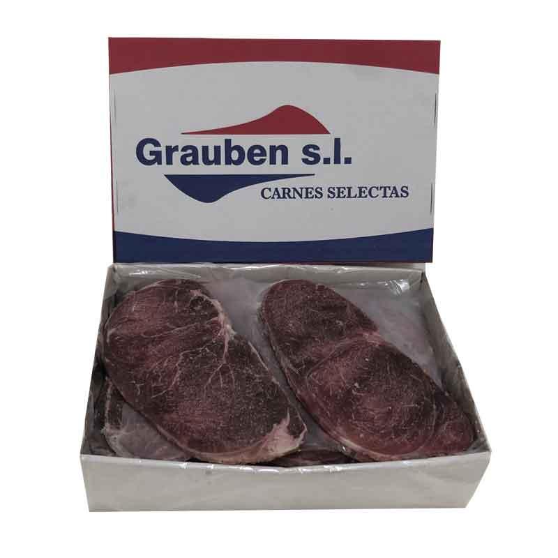 Bistec de ternera sazonado | Grauben